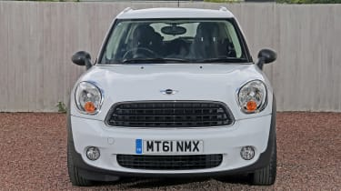 Used MINI Countryman - full front