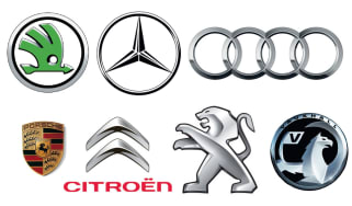 Car badges history