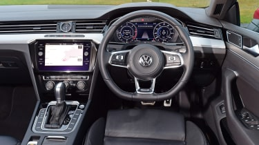 Volkswagen Arteon - steering wheel