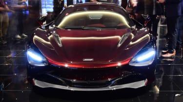 Aston Martin 720S Velocity Geneva - full front