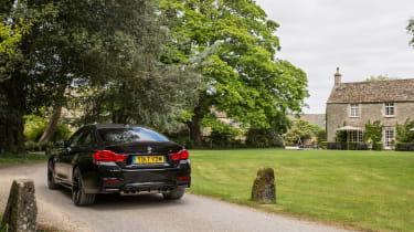 BMW M4 2017 facelift