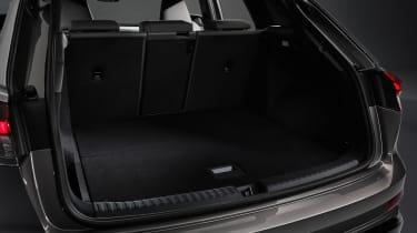 Audi Q4 e-tron - boot
