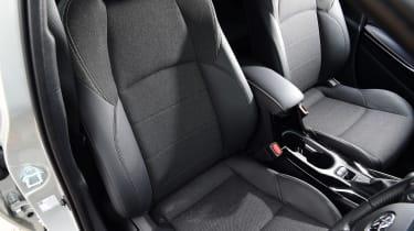 Toyota Corolla Touring - seats