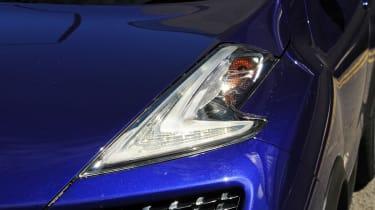 New Nissan Juke 2014 light
