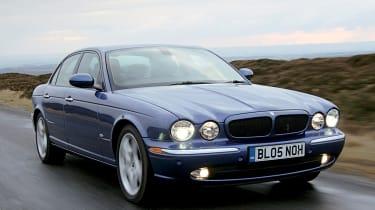British classics - Jaguar XJ