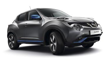 Nissan Juke - front