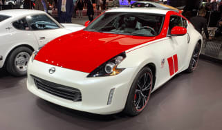 Nissan 370Z 50th Anniversary Edition - New York front