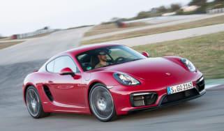 Porsche cayman video