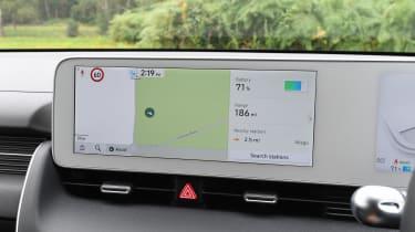 Hyundai Ioniq 5 RWD - sat-nav