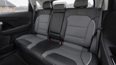 Kia e-Niro Mid Range - rear seats