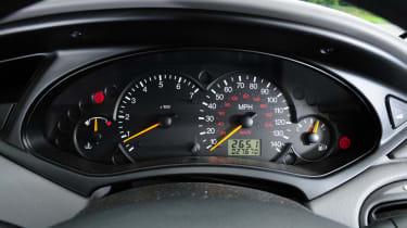 Ford Focus Mk1 - dials