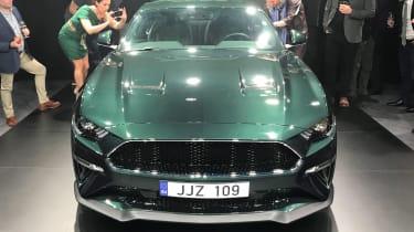 Ford Bullitt Mustang GT - Geneva full front