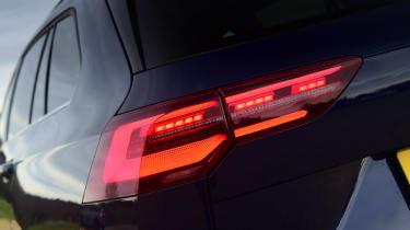 Volkswagen Golf Estate - brake light
