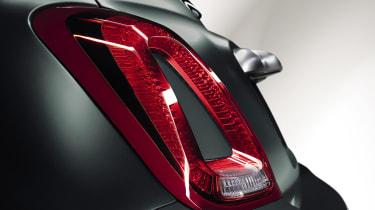 Fiat 500 Rockstar - rear light