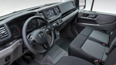 Volkswagen Crafter - dash