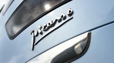 Citroen Grand C4 Picasso - badge