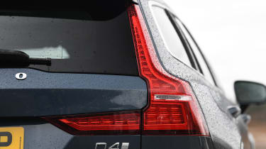 Volvo V60 - brake light