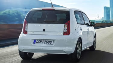 Skoda Citigo e iV - rear