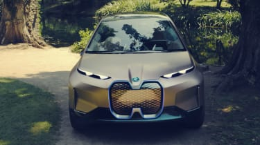 BMW Vision iNEXT concept - full front