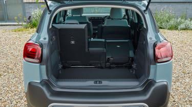 Citroen C3 Aircross facelift - boot 2