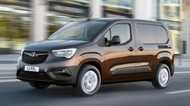 Vauxhall Combo - front