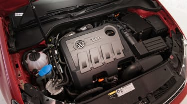 Volkswagen Golf Mk6 (used) - engine