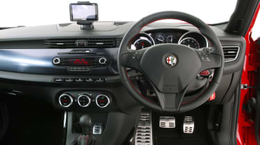 Used Alfa Romeo Giulietta - dash