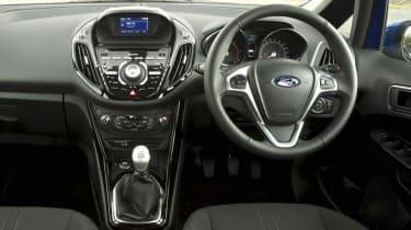 Used Ford B-MAX - dash