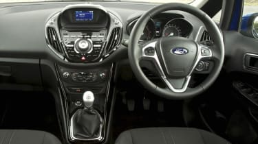 Used Ford B-MAX - dash