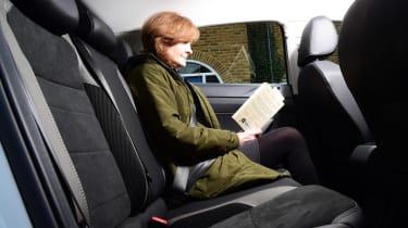 Volkswagen Polo long termer - second report rear seats