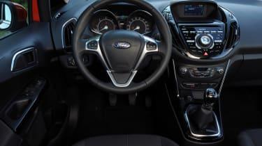 Ford B-MAX 1.6 TDCi Titanium interior