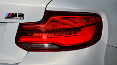 BMW M2 Competition - rear light