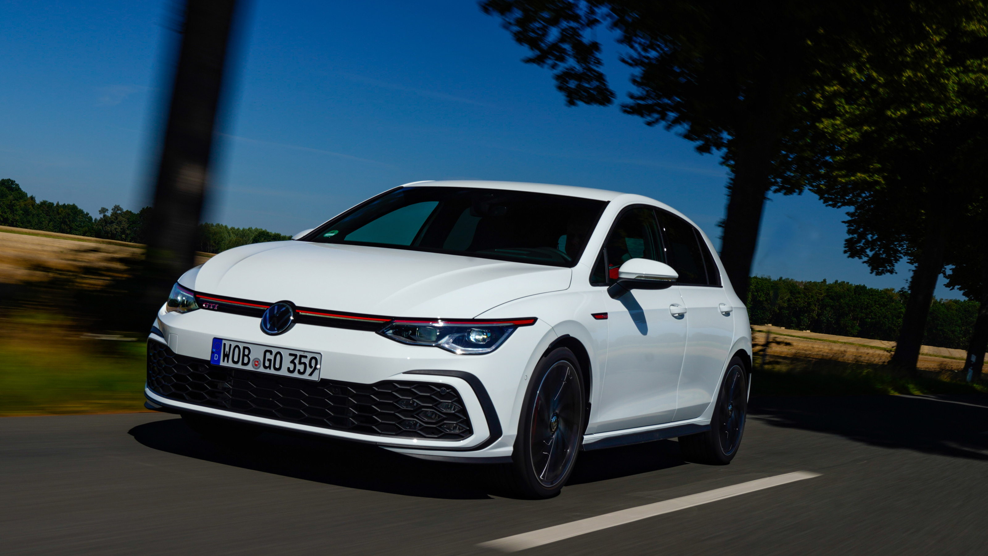 New Volkswagen Golf Gti 2020 Review Auto Express