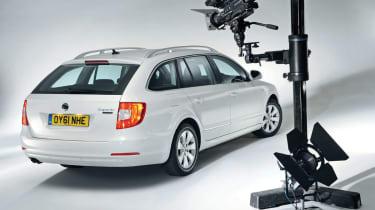 Best Estate Car: Skoda Superb Estate