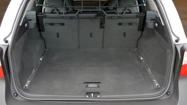 Volvo XC70 boot