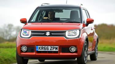 Suzuki Ignis 2016 - front cornering