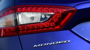 Ford Mondeo ST-Line Estate - Mondeo badge