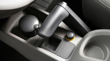 Renault Kangoo mpv interior detail