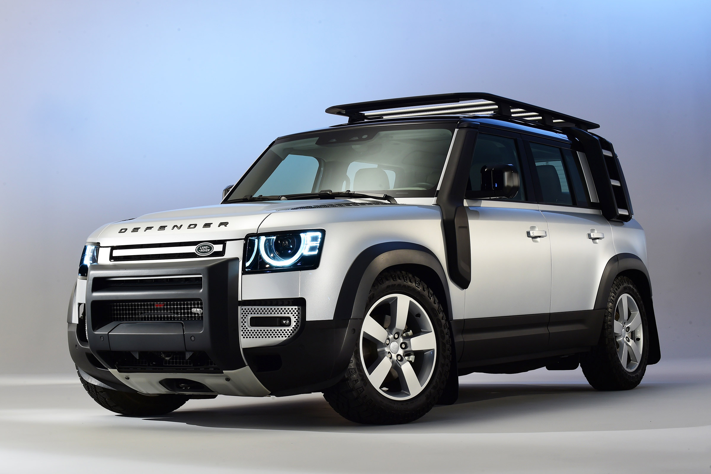 new 2020 land rover defender  full details  specs and pics