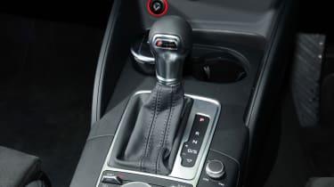 Audi A3 Cabriolet - gearlever