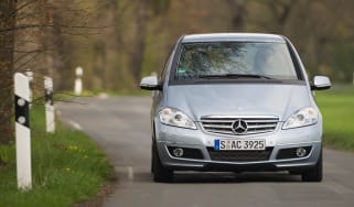 Mercedes A-Class front