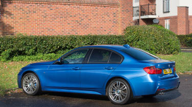 Used BMW 3 Series - rear
