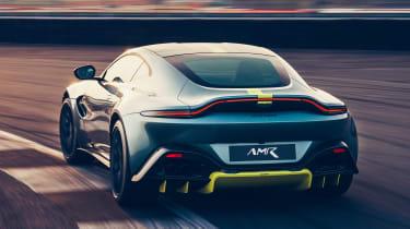 Aston Martin Vantage AMR - rear