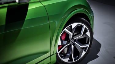 Audi RS Q8 - wheel