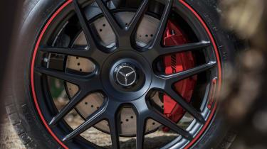 Mercedes-AMG G 63 - wheel