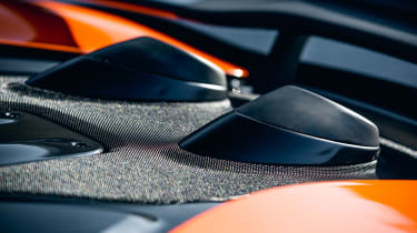 McLaren 600LT - exhaust detail