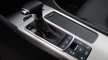 Kia Optima GT - transmission
