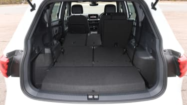 SEAT Tarraco - boot