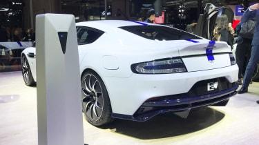 Aston Martin Rapide E - Shanghai rear