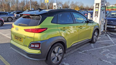 Hyundai Kona Electric Premium SE long termer - update header